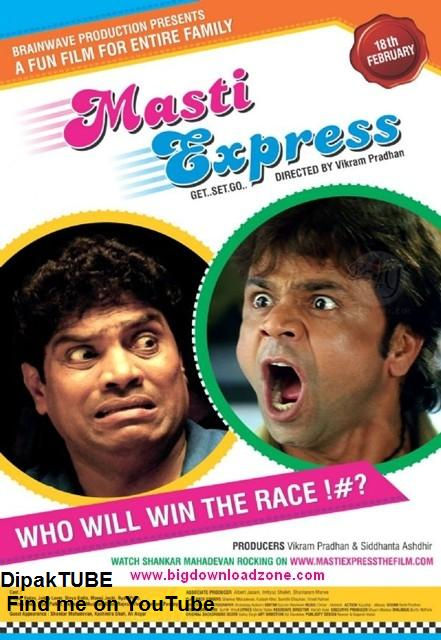 Masti Express (2011) Hindi 720p HDTVRip x264 800MB