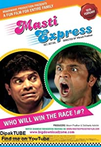 Watchfree movies Masti Express by Vikramaditya Motwane [hdrip]