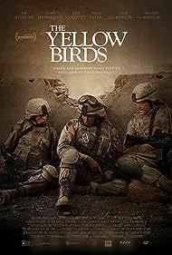 Jennifer Aniston and Alden Ehrenreich in The Yellow Birds (2017)