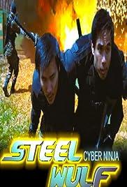 Steel Wulf: Cyber Ninja Poster