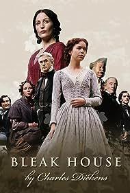 Gillian Anderson, Charles Dance, Denis Lawson, Anna Maxwell Martin, and Carey Mulligan in Bleak House (2005)