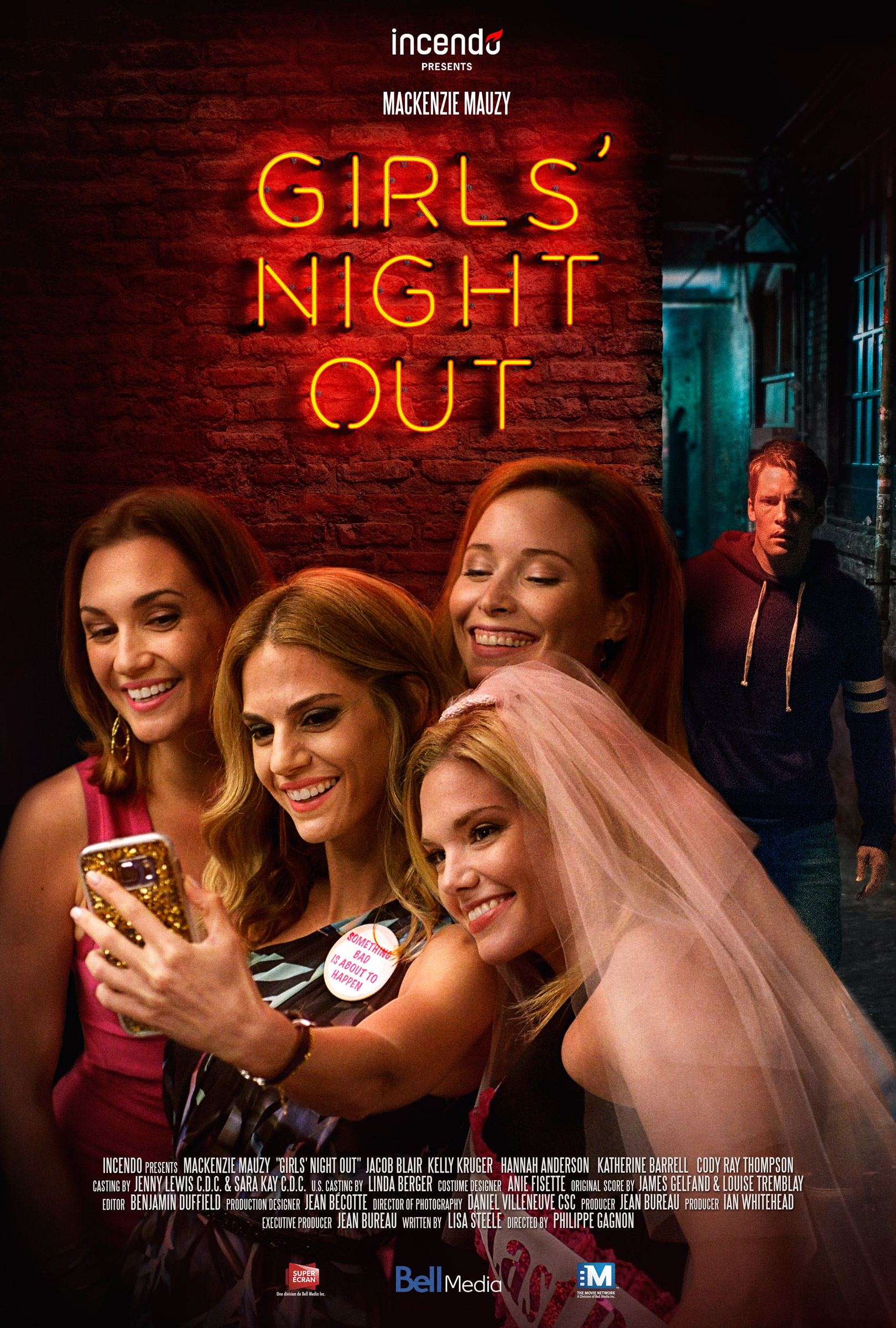 Mergvakaris (2017) / Girls Night Out