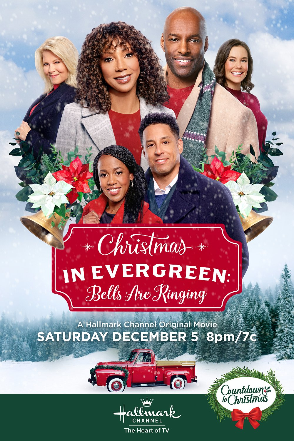 watch Christmas in Evergreen: Bells Are Ringing on soap2day