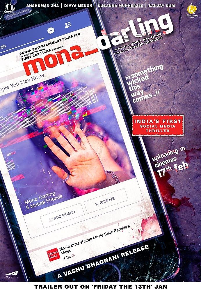 Mona Darling 2019 Hindi 720p