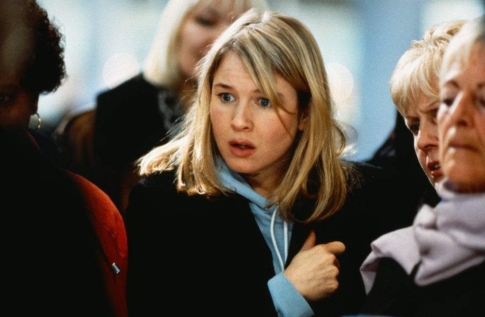 Renée Zellweger in Bridget Jones's Diary (2001)