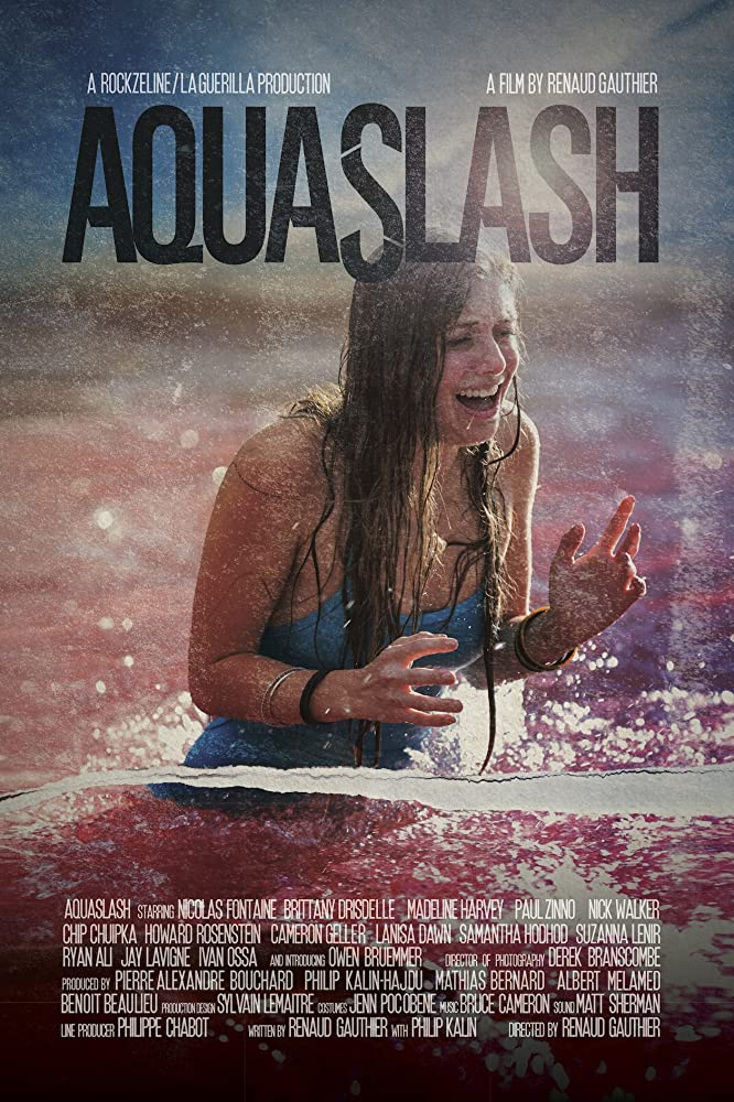 Aquaslash 2019 English Movie 300MB HDRip