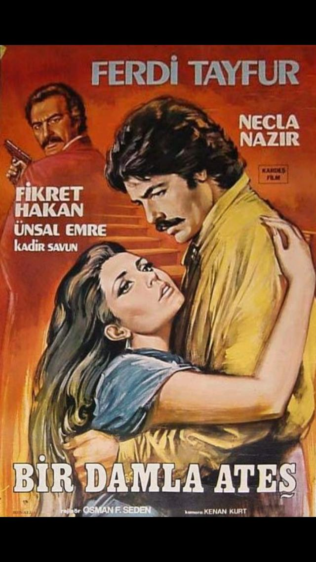 Bir damla ates ((1981))