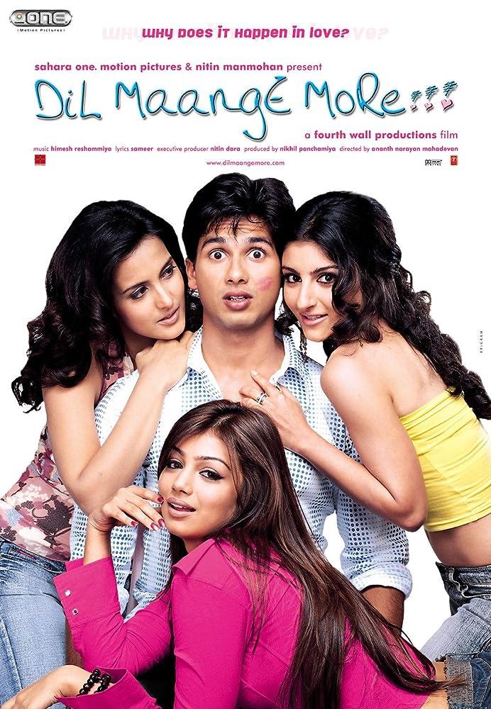 DIL MAANGE MORE (2004) Hindi 1080p WEB-DL X265 700MB