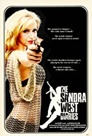 The Sandra West Diaries Poster