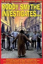 Roddy Smythe Investigates Poster