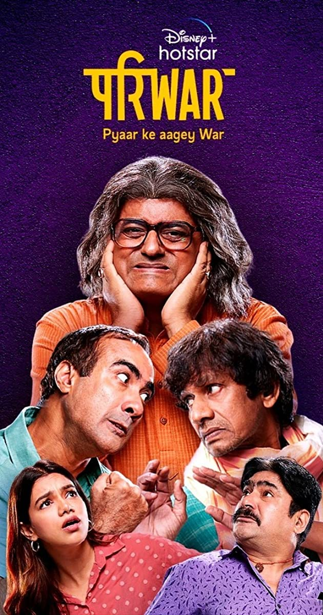 Pariwar (2020) Hindi Season 1 Complete Watch Online HD