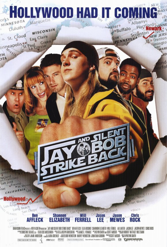 Jay And Silent Bob Strike Back 2001 Imdb