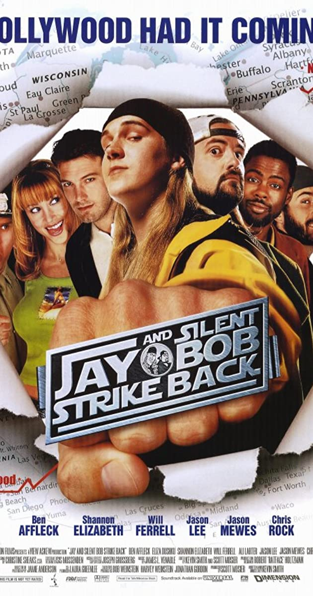 Jay And Silent Bob Strike Back Stream