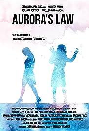 Aurora's Law Poster