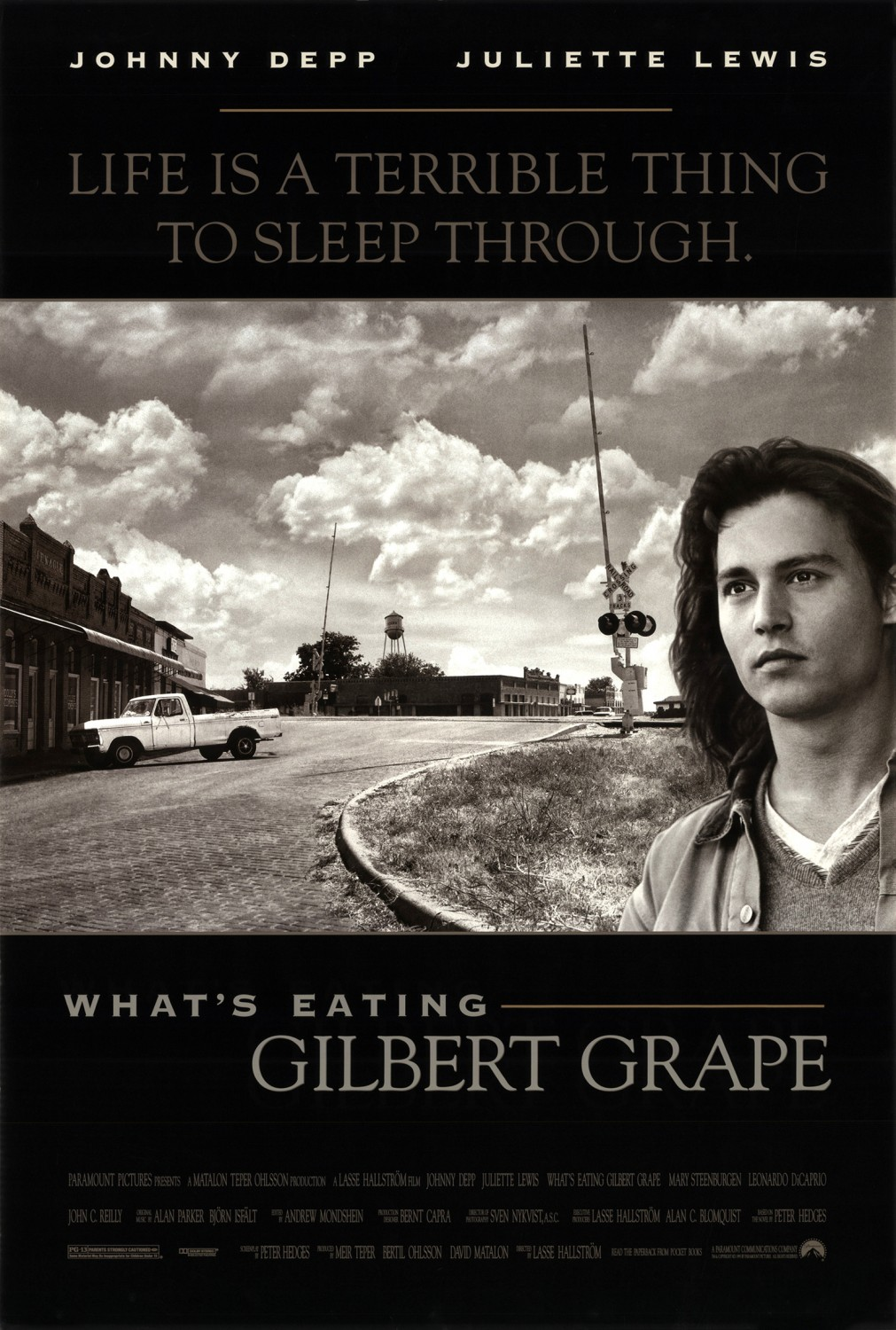 KAS GRAUŽIA GILBERTĄ GREIPĄ (1993) / WHAT`S EATING GILBERT GRAPE online
