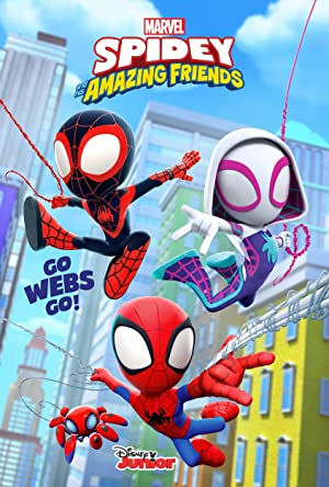 Where to stream Spidey and His Amazing Friends