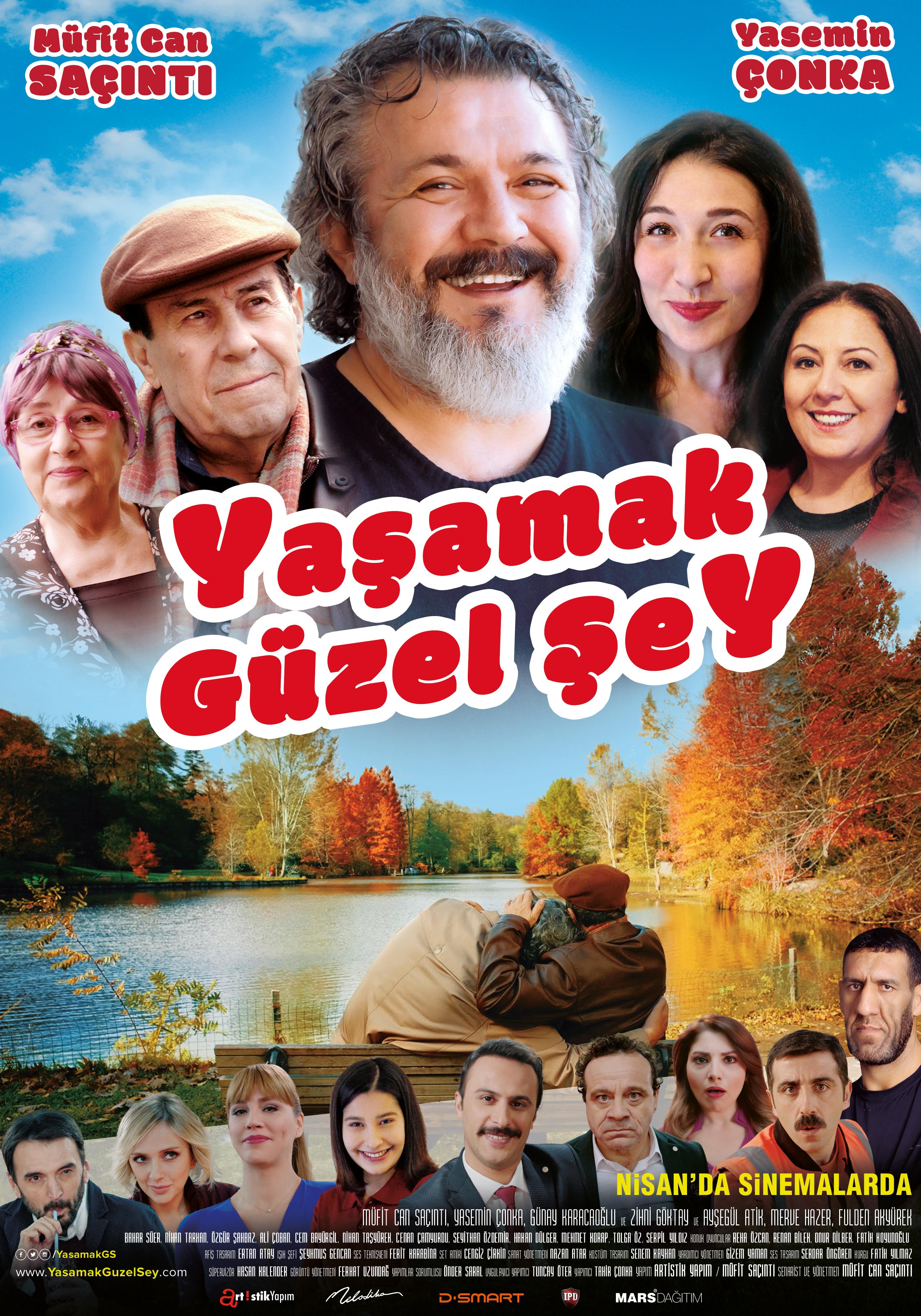 Yasamak Guzel Sey 2017 Imdb