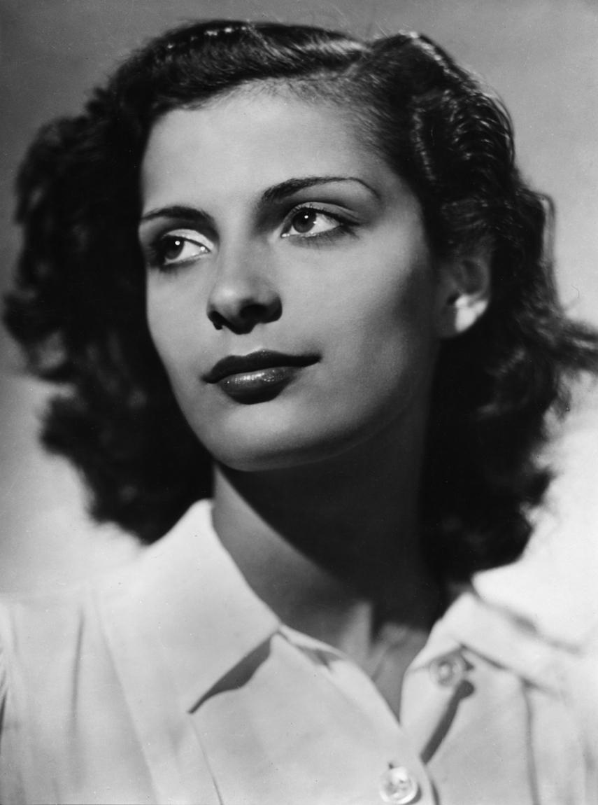 Andrée Debar in Ein Windstoß (1942)