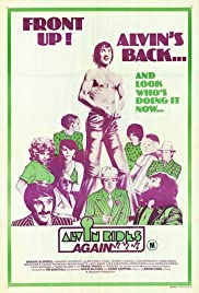 Alvin Rides Again, and Again! And Again! And Again! Poster