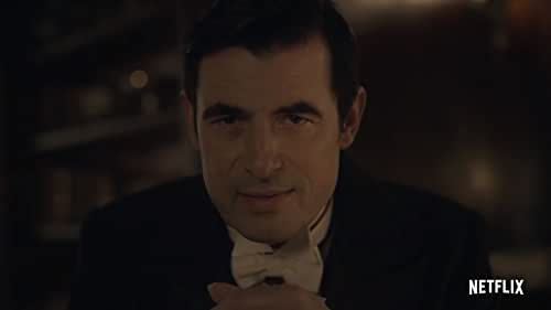 """He's been around for centuries, but what happens when a worthy adversary bites back? From the makers of """"Sherlock,"""" Claes Bang stars as Dracula in this brand-new series inspired by Bram Stoker's classic novel."""