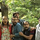 Doga Rutkay, Alper Kul, Ugur Bilgin, Erdem Yener, Onur Buldu, Onur Atilla, and Özgün Aydin in Dedemin Fisi (2016)