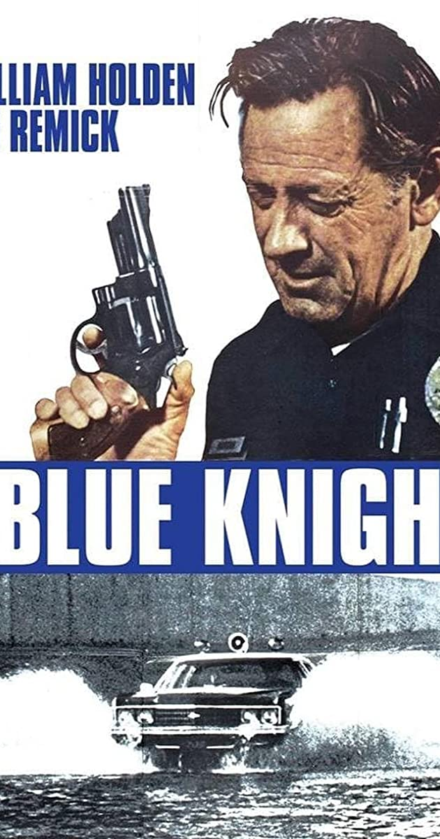 Subtitle of The Blue Knight