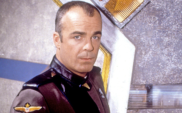 Jerry Doyle in Babylon 5 1994