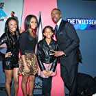 Guest appearance on The Arsenio Hall Show with Gabrielle Douglas and Imani Hakim.