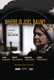 Where Is Joel Baum? Poster