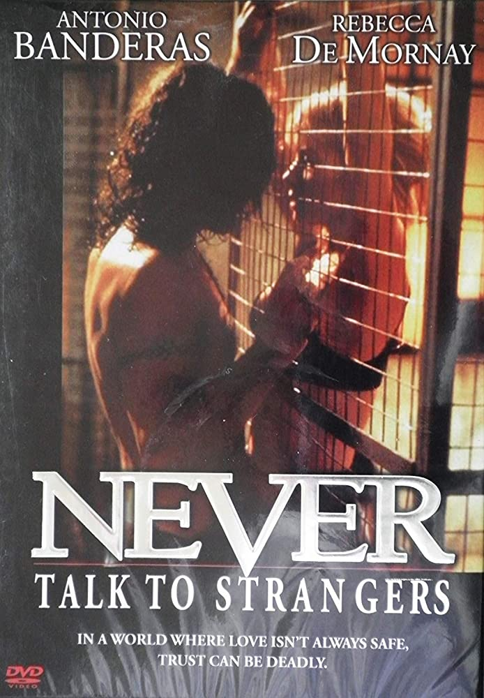 18+ Never Talk to Strangers 1995 English Hot Movie 480p BluRay 300MB x264 AAC