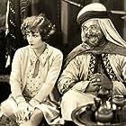 Noah Beery and Evelyn Brent in Beau Sabreur (1928)