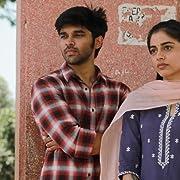 Banita Sandhu and Dhruv Vikram in Adithya Varma (2019)