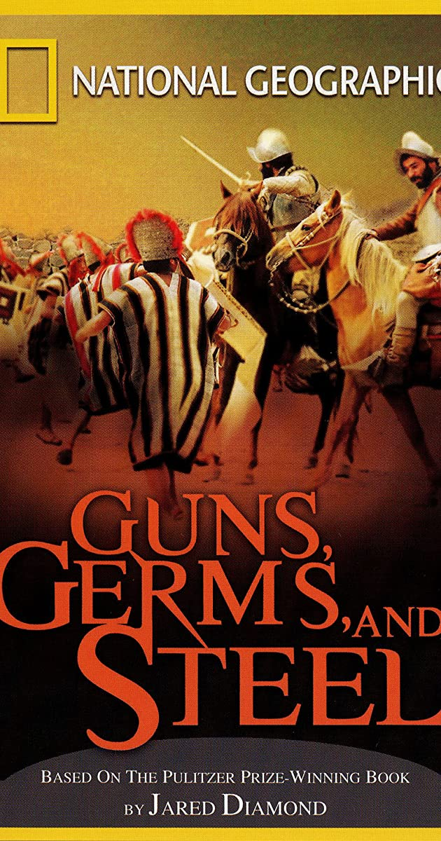 guns germs and steel questions and answers episode 3