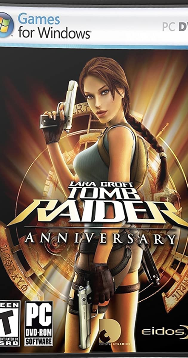 Lara Croft Tomb Raider Anniversary Video Game 2007 Imdb