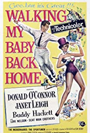 Walking My Baby Back Home Poster