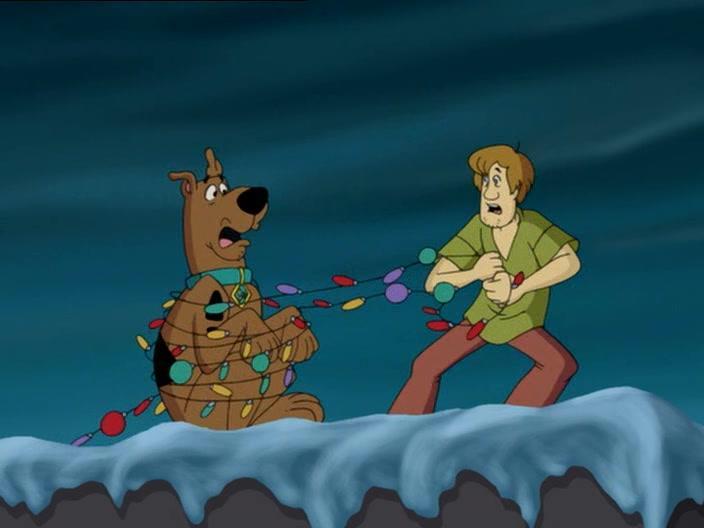 Scooby Doo Christmas.A Scooby Doo Christmas 2002