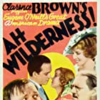 Lionel Barrymore, Wallace Beery, Helen Flint, Eric Linden, Aline MacMahon, and Cecilia Parker in Ah, Wilderness! (1935)