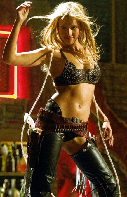 Jessica Alba in Sin City (2005)