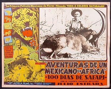 Torrents movie downloads Cien dias de safari by [720