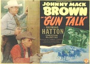 Lambert Hillyer Gun Talk Movie