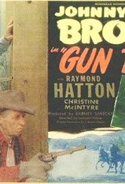 Gun Talk Poster