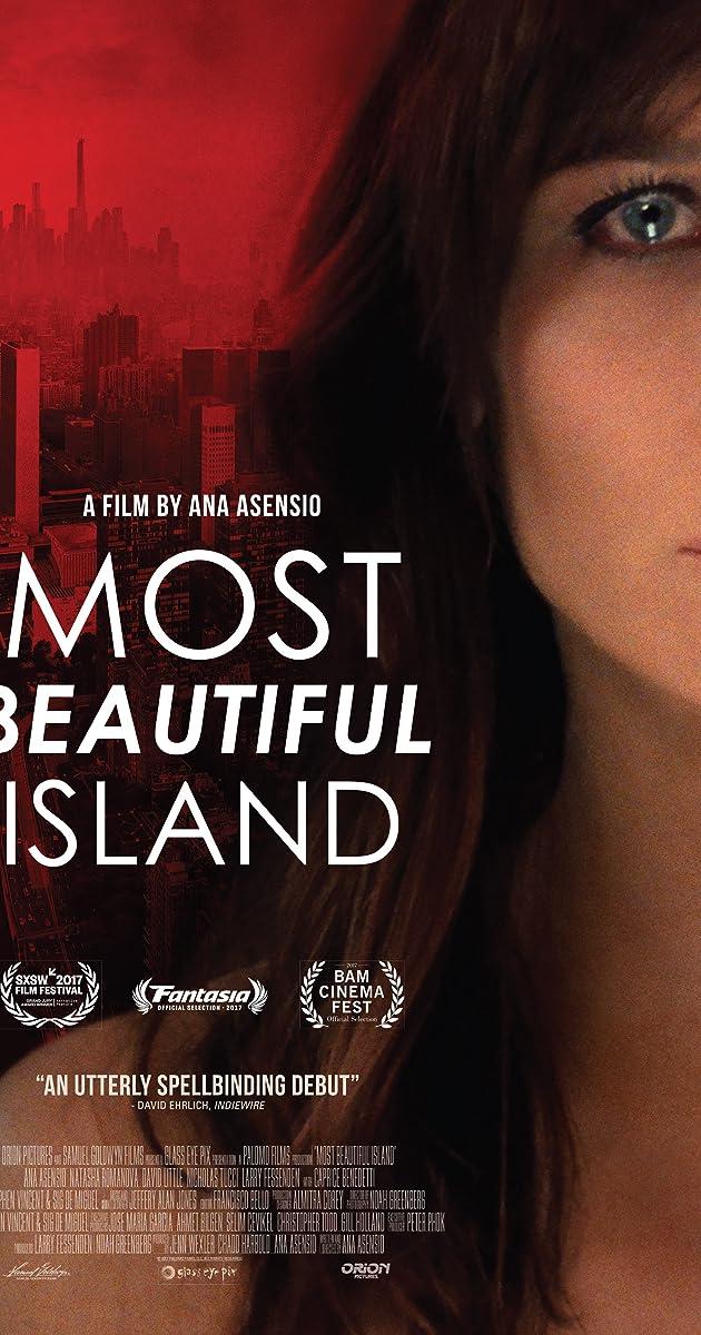Subtitle of Most Beautiful Island