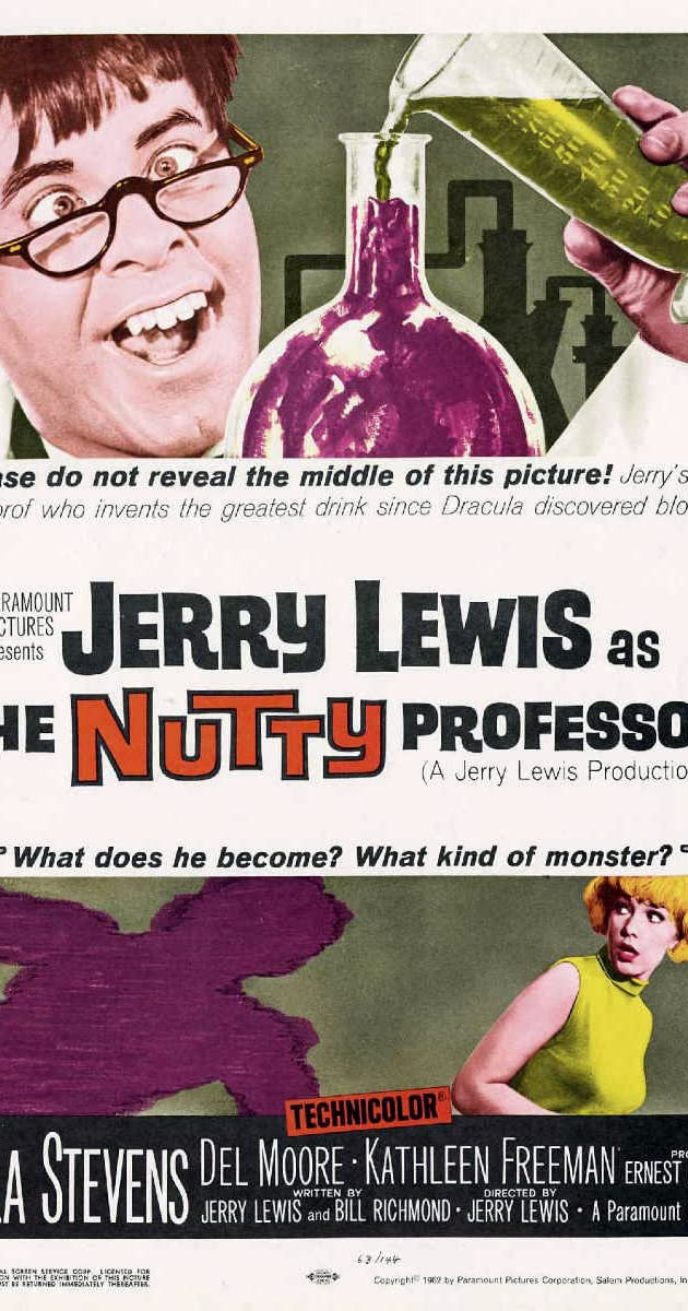 Subtitle of The Nutty Professor