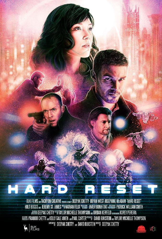 فيلم Hard Reset مترجم