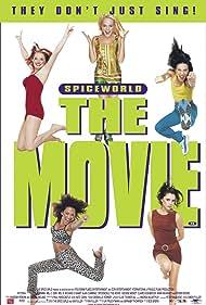 Geri Horner, Emma Bunton, Melanie C, Victoria Beckham, and Mel B in Spice World (1997)