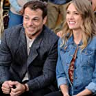 Tori Anderson and Shawn Roberts in Love Under the Olive Tree (2020)