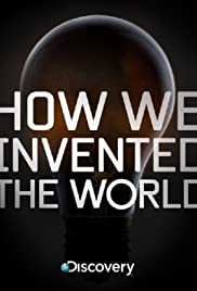 How We Invented the World Poster