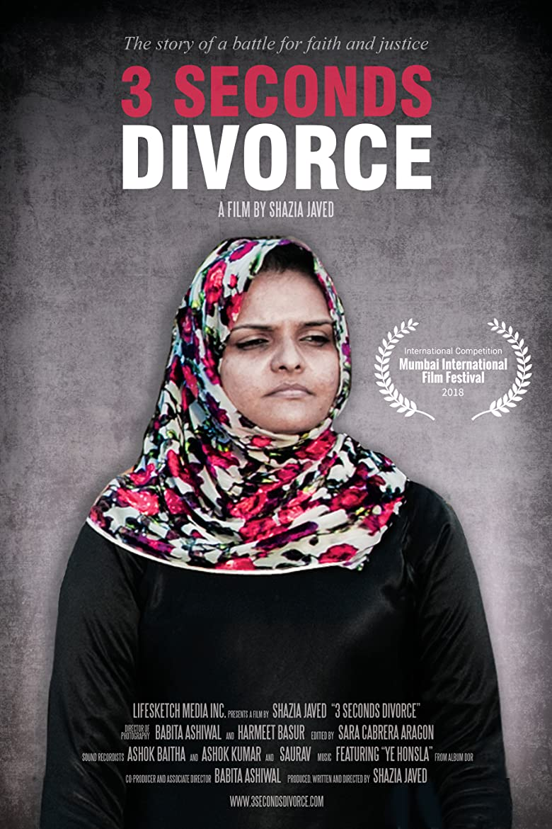3 Seconds Divorce (2018) Hindi NF WEB-DL 1080p H264