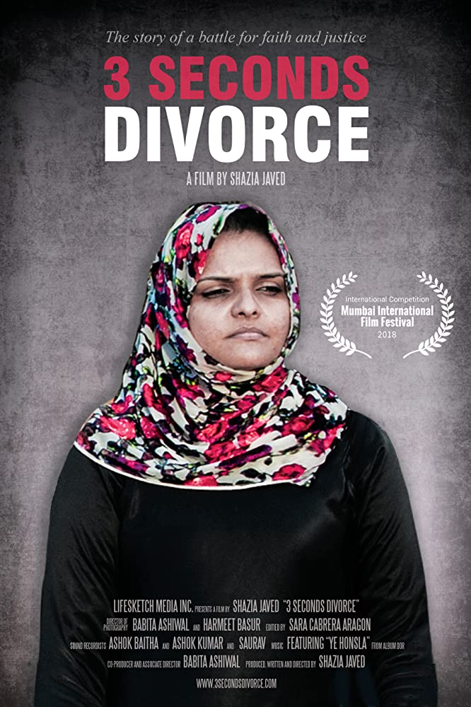 3 Seconds Divorce 2018 Hindi Movie WebRip 150mb 480p 450mb 720p