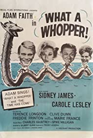 What a Whopper Poster - Movie Forum, Cast, Reviews